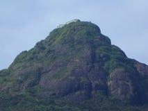 El pico de Adom Imagenes de archivo