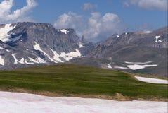 El pico de Beartooth Imagenes de archivo