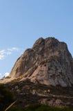 El pico de Bernal Fotografía de archivo