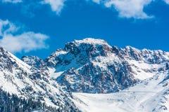 El pico del Chkalov Imagen de archivo