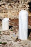 El pilar de San Pablo Imagenes de archivo