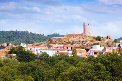 El Pilon tower in Matet Royalty Free Stock Photo