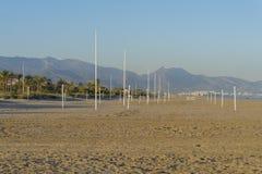 El Pinar beach. Stock Photos
