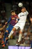 El piqué de Gerard compite con Sergio Ramos Imagen de archivo