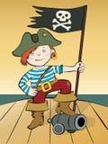 El pirata Imagen de archivo libre de regalías