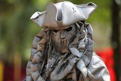 El pirata de los Undead imagen de archivo libre de regalías