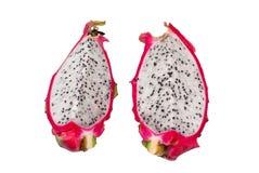 El pitaya es un tipo de fruta deliciosa. Fotografía de archivo libre de regalías