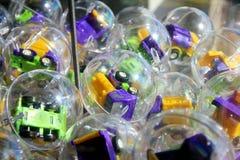 El plástico burbujea máquina del juguete Fotos de archivo