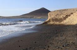 el plażowy medano fotografia stock