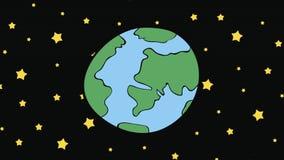 El planeta entre las estrellas metrajes
