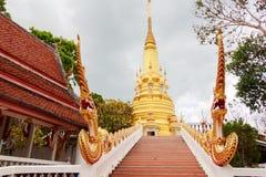 El plu TA del tum de Wat kien Imagenes de archivo