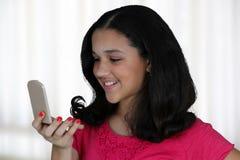 El poner en maquillaje Foto de archivo libre de regalías