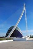 El Pont de l'Assut de l'Or, Valencia Royalty Free Stock Image