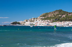 El Port de la Selva in Costa Brava Royalty Free Stock Photography