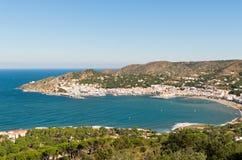 El Port de la Selva - Girona Stock Photo