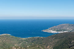 El Port de la Selva - Girona Royalty Free Stock Photography