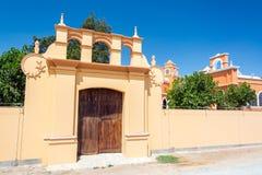 El Porton Company Entrance Royalty Free Stock Image