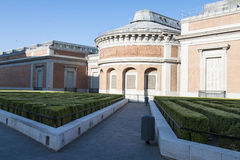 El Prado Museum Stock Images