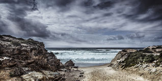 El Praia hace Guincho Fotos de archivo libres de regalías