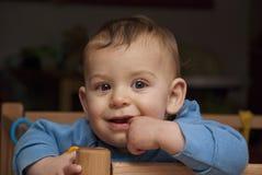 El preguntarse del bebé Fotos de archivo libres de regalías
