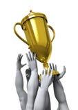 El premio ilustración del vector