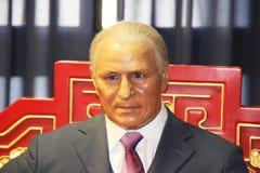 El presidente Sigf del comité olímpico internacional Imagen de archivo libre de regalías