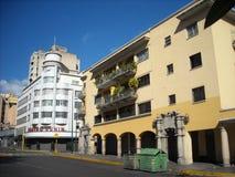 EL PRINCIPAL SILENCIO, CARACAS VENEZUELA DEL TEATRO AGRADABLE imagen de archivo libre de regalías