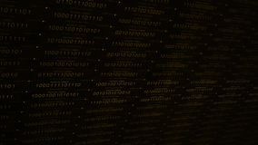 El proceso de código binario anticuado retro de la aplicación de software ordena el ALT libre illustration