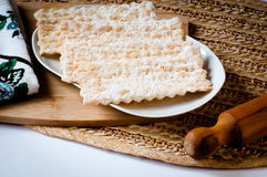 El producto de la panadería conocido como bugie se preparó generalmente en período del carnaval Foto de archivo