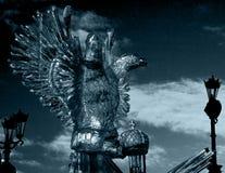 El protector de un imperio del hielo Imagenes de archivo