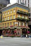El Pub Londres de Albert Fotografía de archivo libre de regalías