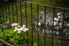 El pueblo de Ribeiro Frio en la isla de Madeira Portugal Fotografía de archivo