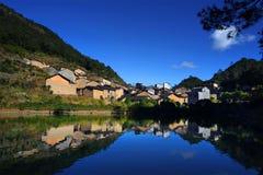 El pueblo del chenqiao fotografía de archivo libre de regalías