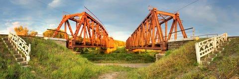 El puente Fotos de archivo libres de regalías