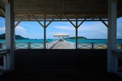 El puente fotografía de archivo