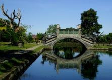 El puente Foto de archivo