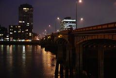 El puente 4 de Vauxhall Fotografía de archivo libre de regalías