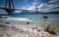 El puente 1 Foto de archivo