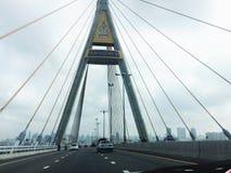 El puente Fotografía de archivo libre de regalías