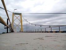 El puente de Barito Foto de archivo