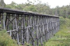El puente de caballete de Stony Creek Imágenes de archivo libres de regalías