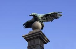 El puente de Eagles en Sofía Imagen de archivo libre de regalías