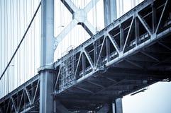 El puente de la bahía, San Francisco Imágenes de archivo libres de regalías