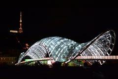 El puente de la paz Imagen de archivo