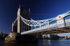 El puente de la torre Imagen de archivo
