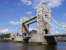 El puente de la torre en Londres Imágenes de archivo libres de regalías