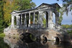 El puente de mármol Fotografía de archivo libre de regalías
