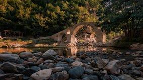 El puente del diablo, Bulgaria Imagen de archivo