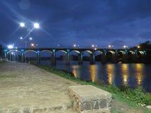 El puente del irwin Fotos de archivo libres de regalías