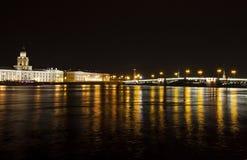 El puente del palacio Foto de archivo